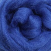 Wool Sliver - Blue M