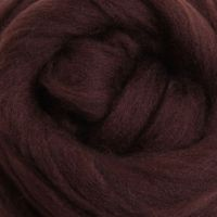 Wool Sliver - Chocolate M