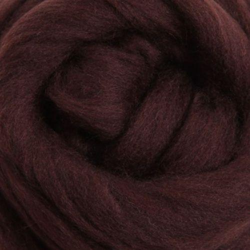 Wool Sliver - Chocolate M