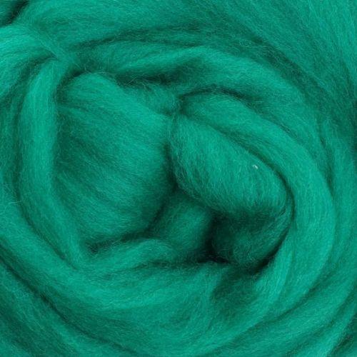 Wool Sliver - Green M