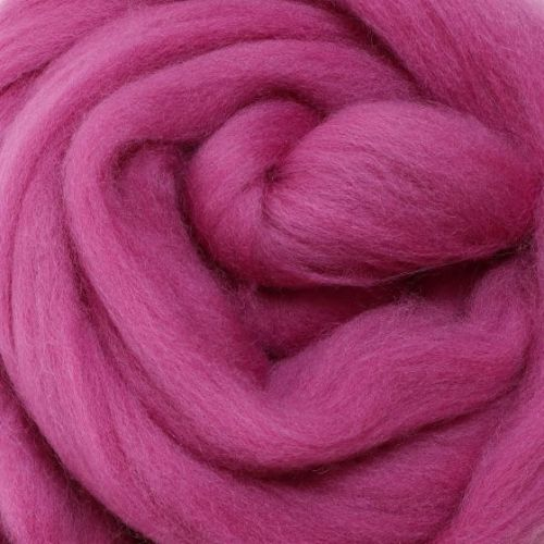 Wool Sliver - Orchid M