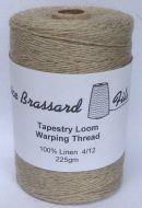 Linen Warp Yarn 4/12