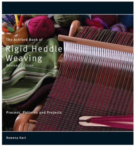 Book of Rigid Heddle Weaving