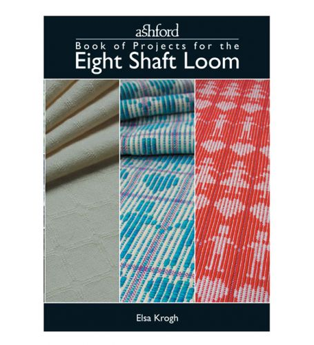 Projects for the Eight Shaft Loom - Book