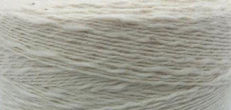 Cotton slub yarn - natural