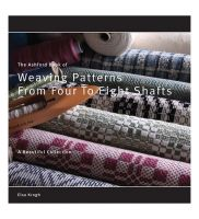 Weaving Patterns from 4 to 8 Shafts