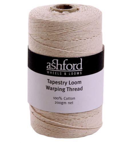 Cotton Warp Yarn - Ashford