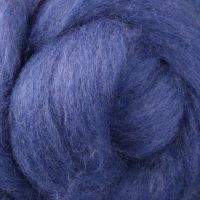 Wool Sliver - Blueberry Pie C