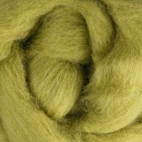 Wool Sliver - Bean Sprout C