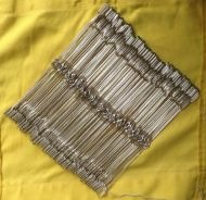 """Heddles - 8.5"""" wire Inserted Eye per 500"""