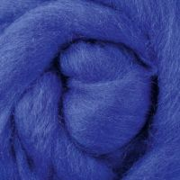 Wool Sliver - Blue C