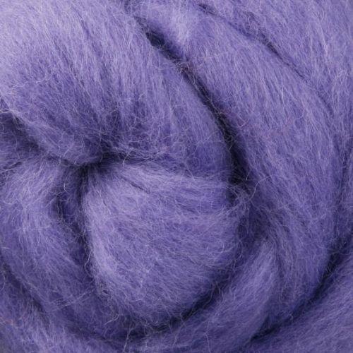 Wool Sliver - Lilac C