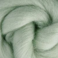 Wool Sliver - Mint C