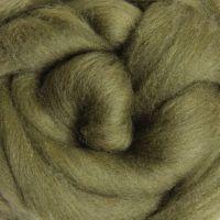 Wool Sliver - Olive