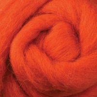 Wool Sliver - Pumpkin C