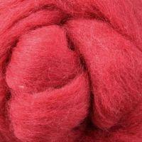 Wool Sliver - Strawberry Shortcake 500gms