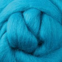 Wool Sliver - Turquoise C