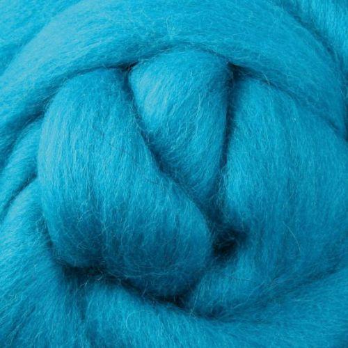 Wool Sliver - Turquoise C