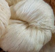 Silk Yarn 10/2 - Tussah  250gm hanks