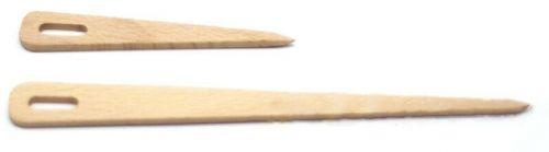 Weaving Needles - timber